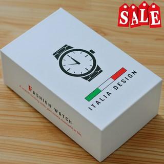 [Mã FABRWAT44 giảm 15% đơn 250k tối đa 100k] Hộp Đồng Hồ SANDA Loại Giấy Cứng Cao Cấp - Thiết kế từ ITALIA thumbnail