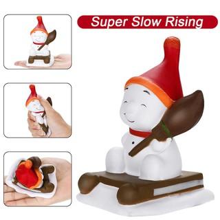 Đồ chơi giảm căng thẳng hình người tuyết / trái cây mã sp RO1618
