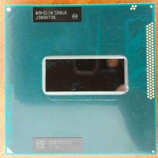 Intel Core i7 3630QM (SR0UX) Quad Core Processor 2.40GHz-3.40GHz CPU