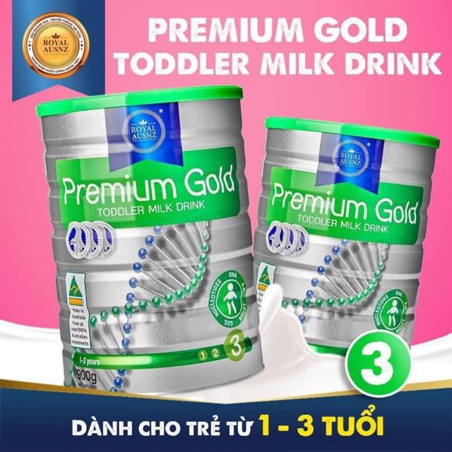 Sữa Hoàng Gia ROYAL AUSNZ cho trẻ từ 1-3 tuổi