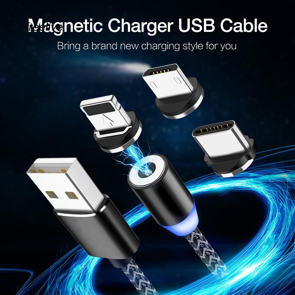 Dây cáp sạc dữ liệu USB loại C dài 1 / 2m dành cho điện thoại Android