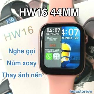 Đồng Hồ Thông Minh HW16 Seri 6 44MM Có Tiếng Việt, Nghe Gọi, Thay hình nền