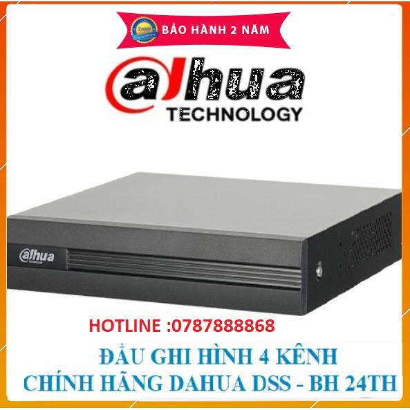 Đầu ghi hình loại 4 kênh loại 8 kênh Dahua XVR 1A04 XVR 1A08 - {Chính Hãng Dahua DSS} BH 24TH