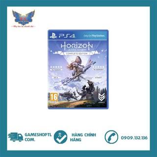 [Mã SKAMPUSHA7 giảm 8% đơn 250k]Đĩa Game Horizon Zero Dawn Complete Edition Cho Ps4 thumbnail