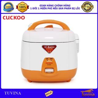 Nồi Cơm Điện Mini Cuckoo 0.5 Lít 0.5L - Hàng Chính Hãng (Bảo Hành Toàn Quốc 2 Năm)