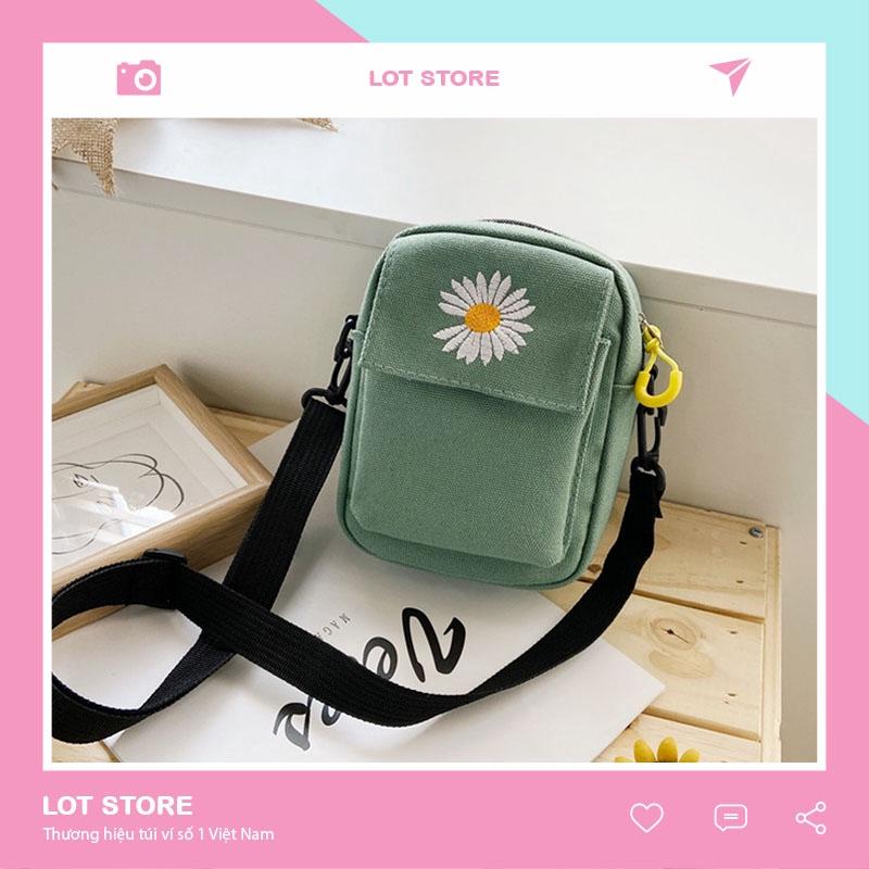 Túi tote bag đẹp vải bố trơn mềm đẹp giá rẻ LOT STORE TX517