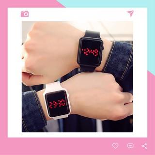 Đồng hồ nam nữ thời trang thông minh Led cực đẹp DH71 thumbnail