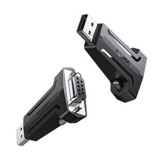 Đầu chuyển đổi tín hiệu USB 2.0 sang COM DP9 RS 232 UGREEN 80111