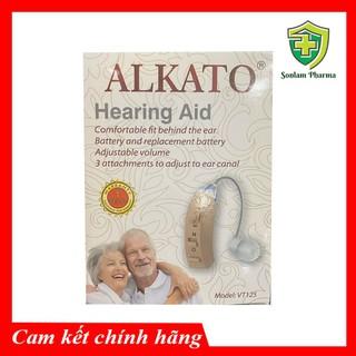 Máy trợ thính Alkato VT125 (Không dây, đeo vành tai) thumbnail