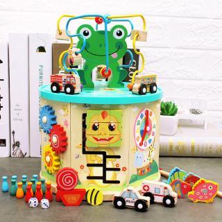 hộp đồ chơi giáo dục đa năng cho bé