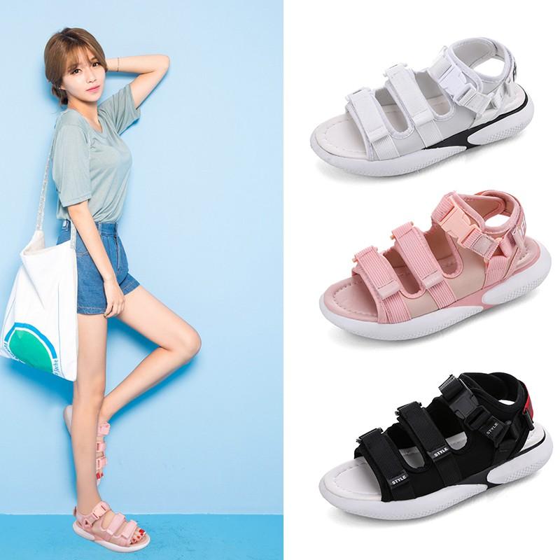 Giày đi biển đi biển dép nữ phiên bản Hàn Quốc mới của cô gái đế dày đi du lịch Giày xốp bánh xốp Thái Lan - 22668988 , 5710362733 , 322_5710362733 , 300300 , Giay-di-bien-di-bien-dep-nu-phien-ban-Han-Quoc-moi-cua-co-gai-de-day-di-du-lich-Giay-xop-banh-xop-Thai-Lan-322_5710362733 , shopee.vn , Giày đi biển đi biển dép nữ phiên bản Hàn Quốc mới của cô gái đế