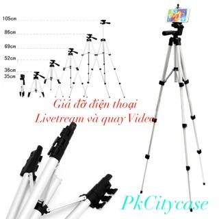 Giá đỡ điện thoại Triprod 3100 quay Video và Livetream