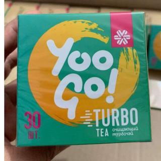 Trà thanh lọc Turbo Siberian health