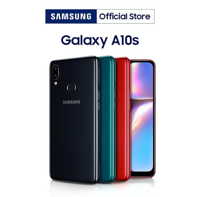 Điện thoại Samsung Galaxy A10s (32GB/2GB) - Hãng phân phối chính thức