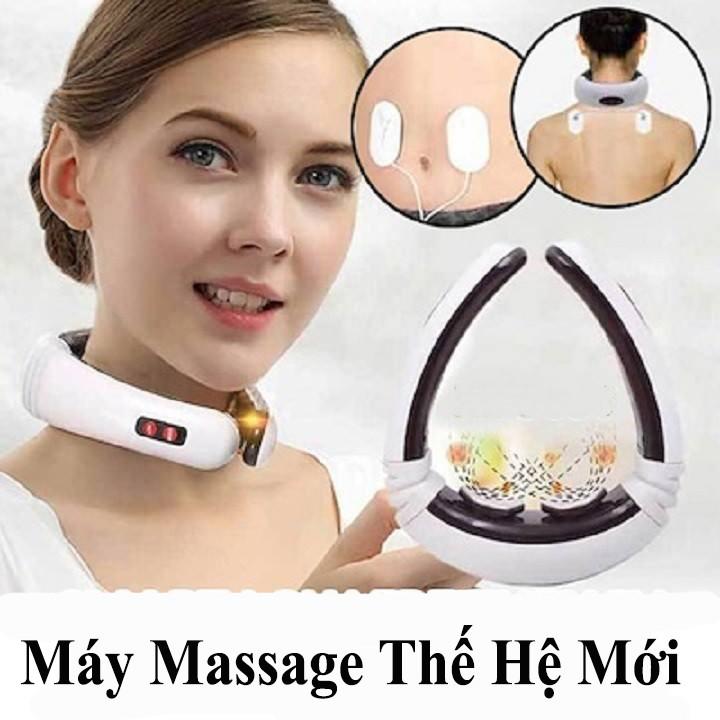 [CÓ VIDEO] Máy Massage Cổ Vai Gáy Lưng Và Toàn Thân Cảm Ứng Xung Điện Từ 3D Thông Minh Thế Hệ Mới - 21759226 , 5611479640 , 322_5611479640 , 135000 , CO-VIDEO-May-Massage-Co-Vai-Gay-Lung-Va-Toan-Than-Cam-Ung-Xung-Dien-Tu-3D-Thong-Minh-The-He-Moi-322_5611479640 , shopee.vn , [CÓ VIDEO] Máy Massage Cổ Vai Gáy Lưng Và Toàn Thân Cảm Ứng Xung Điện Từ 3D