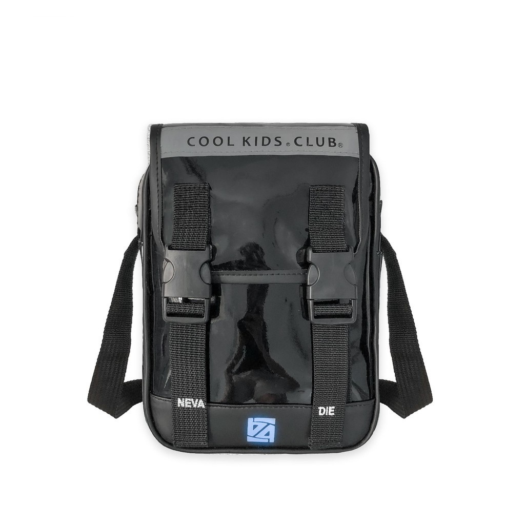 Túi đeo chéo nam nữ Coolkids chống nước cao cấp phản quang