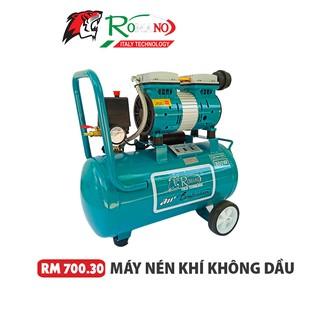 Máy Nén Khí Không Dầu ROMANO RM750/30, Bình 30L, 840W