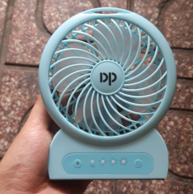 Quạt Sạc Mini DP-1423C