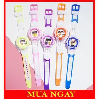 Đồng hồ trẻ em điện tử Toba thời trang siêu đẹp DH81 thumbnail