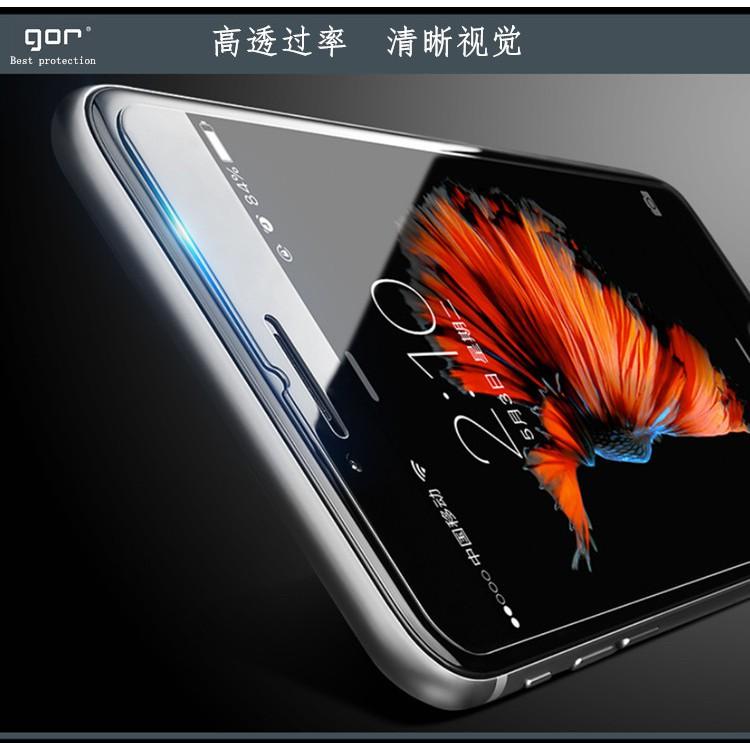 Bộ 2 cường Lực Gor Redmi Note 8 / Note 8 Pro Không Full Cao Cấp
