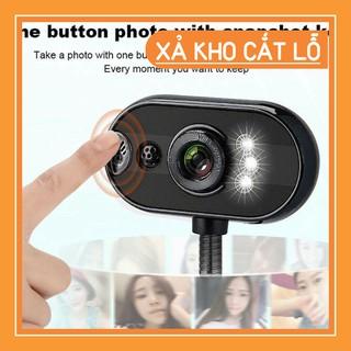 (Xả kho) Webcam HD 12M kèm mic có thể xoay cho máy tính cho Skype/TV Android