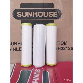 Bộ lõi lọc nước RO Sunhouse 123