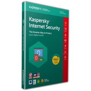 Kaspersky Internet Security 2020 01 thiết bị 01 năm