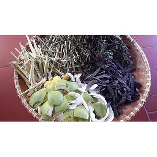 Bồ Kết Túi Lọc – Giúp Tóc Luôn Suôn Mượt – Hết chẻ ngọn và trị rụng tóc hiệu quả từ thảo dược thiên nhiên