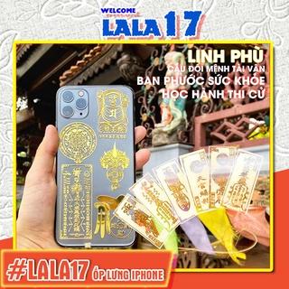 Miếng Dán Linh Phù - Tài Lộc, May Mắn, Phong Thuỷ, giải hạn, bùa đổi mệnh dán lưng điện thoại, đồ dùng, laptop thumbnail