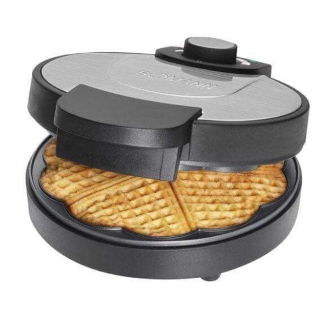Máy nướng bánh Waffle Bomann