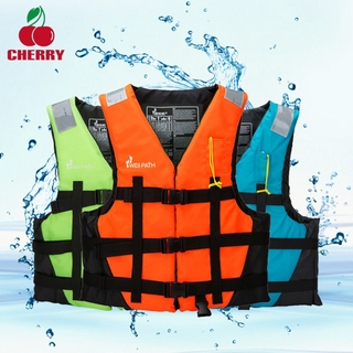 COD Life Jacket Swimwear Water Sports Surfing Life Vest Security Boating With Whistle