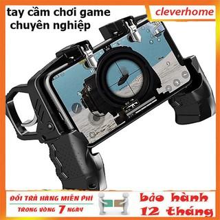 Tay cầm chơi game PUBG K21 thiết kế cực chất cho điện thoại chuyên nghiệp cho game PUBG thumbnail