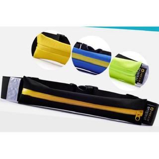 [BigSale] Túi đeo ngang hông thể thao – 1 ngăn khóa giá rẻ