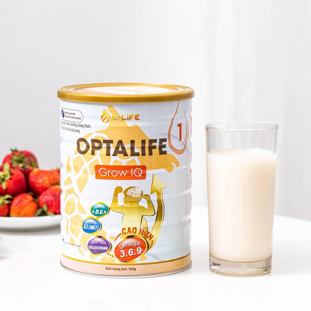 Sữa bột Optalife Số 1 lon 900g | Shopee Việt Nam