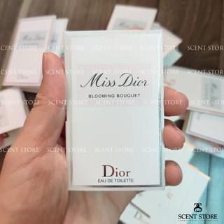Scentstorevn - Vial chính hãng nước hoa Dior Miss Dior Blooming Bouquet [1ml] thumbnail
