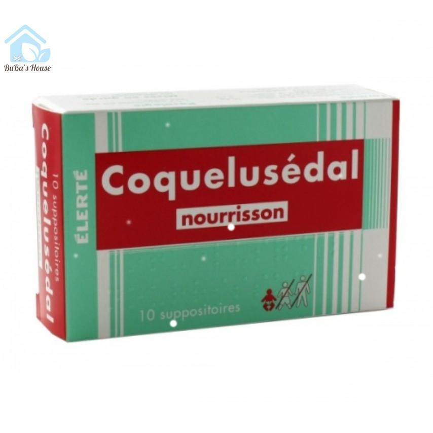Thuốc đút giảm ho long đờm Coquelusedal cho trẻ 0-30 tháng