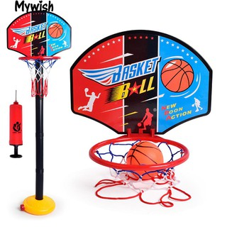 👶Adjustable Kids Mini Basketball Hoop Stand Toys Outdoor Indoor Sports Games