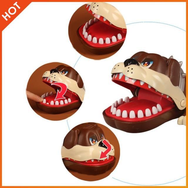 Trò chơi khám răng chó siêu hót   HÀNG MỚI