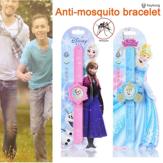 /HK/ Disney Chrildren's Mosquito and Insect Repellent Bracelet Silicone Wristband