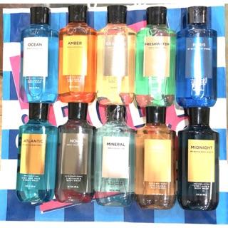 Tắm Nam Bath and Body Works – nhiều mùi