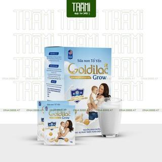 [TẶNG LY CHIA VẠCH] Sữa Non Tổ Yến Goldilac Grow Chính Hãng, Hộp 280gr, Dinh Dưỡng Dồi Dào, Giúp Bé Phát Triển Tốt thumbnail