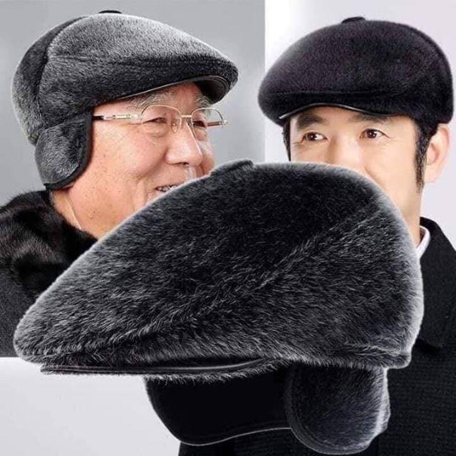 Mũ lông cho papa