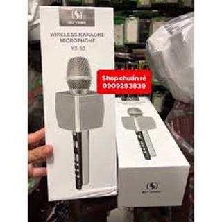 Mic karaoke YS92 LỚN XỊN