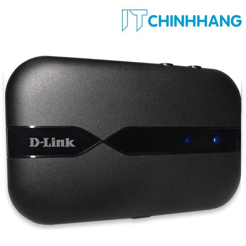 Bộ phát sóng WiFi 4G D-Link DWR-932C/E1 tốc độ N300Mpbs - HÃNG PHÂN PHỐI CHÍNH THỨC