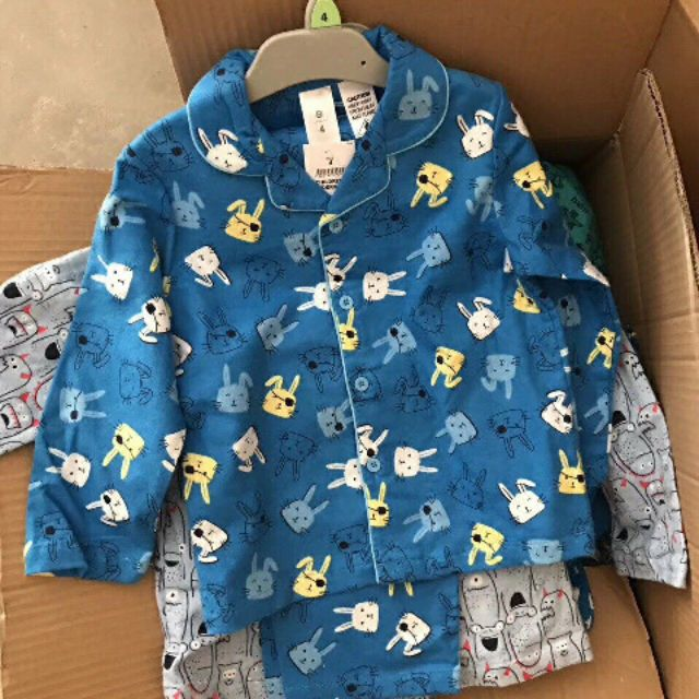 Bộ Pijama bé trai NOBLE