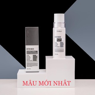 [Mẫu mới- Tem check] Mặt nạ thải độc Detox mask sữa rửa mặt detox blanc mẫu mới thumbnail