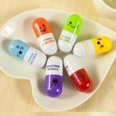 chiếc bút hình viên thuốc cute