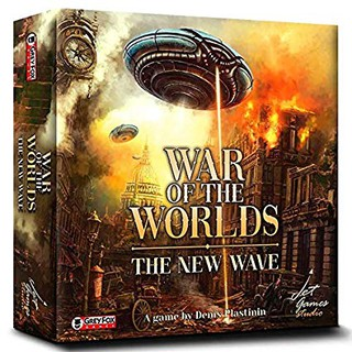 War of the Worlds: The New Wave – Trò chơi board game