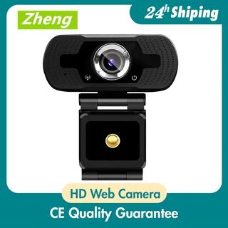 Webcam 1080p Hd Có Micro Cho Máy Tính thumbnail
