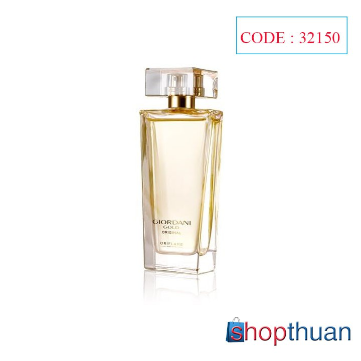 Nước hoa nữ oriflame Giordani Gold Original Eau de Parfum - Oriflame 32150 - 2526281 , 566023934 , 322_566023934 , 697000 , Nuoc-hoa-nu-oriflame-Giordani-Gold-Original-Eau-de-Parfum-Oriflame-32150-322_566023934 , shopee.vn , Nước hoa nữ oriflame Giordani Gold Original Eau de Parfum - Oriflame 32150